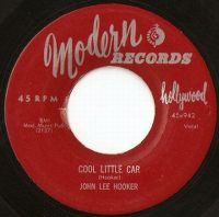 Cover John Lee Hooker - Cool Little Car