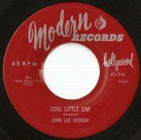Cover John Lee Hooker - Cool Little Car