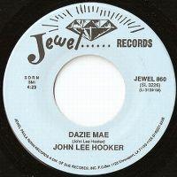 Cover John Lee Hooker - Dazie Mae