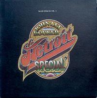 Cover John Lee Hooker - Detroit Special