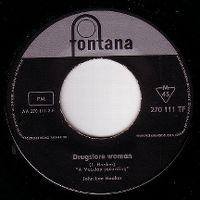 Cover John Lee Hooker - Drug Store Woman