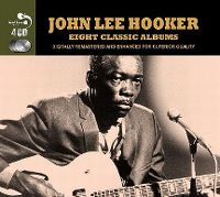 Cover John Lee Hooker - Eight Classic Albums