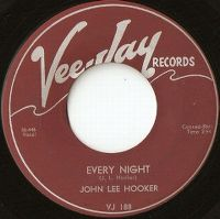 Cover John Lee Hooker - Every Night