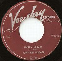 Cover John Lee Hooker - Every Night