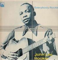 Cover John Lee Hooker - Everybody Rockin'