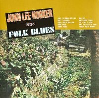 Cover John Lee Hooker - Folk Blues