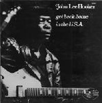 Cover John Lee Hooker - Get Back Home In The U.S.A.
