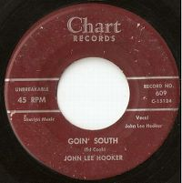 Cover John Lee Hooker - Goin' South