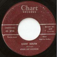 Cover John Lee Hooker - Goin' South