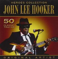 Cover John Lee Hooker - Heroes Collection