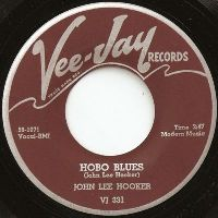 Cover John Lee Hooker - Hobo Blues