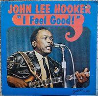 Cover John Lee Hooker - I Feel Good