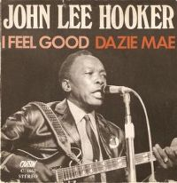 Cover John Lee Hooker - I Feel Good