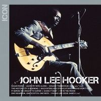 Cover John Lee Hooker - Icon