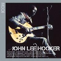 Cover John Lee Hooker - Icon