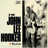 Cover John Lee Hooker - I'm John Lee Hooker / Travelin'