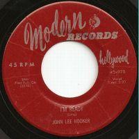 Cover John Lee Hooker - I'm Ready