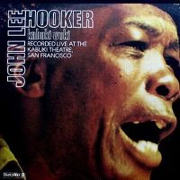 Cover John Lee Hooker - Kabuki Wuki