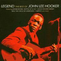 Cover John Lee Hooker - Legend - The Best Of