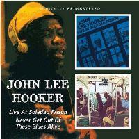 Cover John Lee Hooker - Live At Soledad Prison