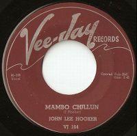 Cover John Lee Hooker - Mambo Chillun