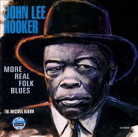 Cover John Lee Hooker - More Real Folk Blues (The Missing Album)