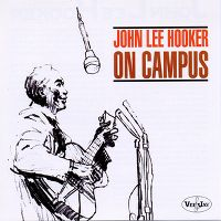 Cover John Lee Hooker - On Campus