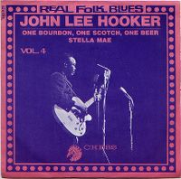 Cover John Lee Hooker - One Bourbon, One Scotch, One Beer