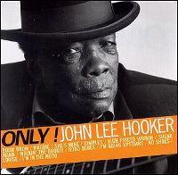 Cover John Lee Hooker - Only!