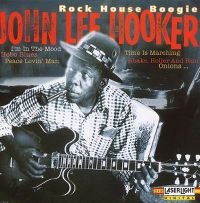 Cover John Lee Hooker - Rock House Boogie