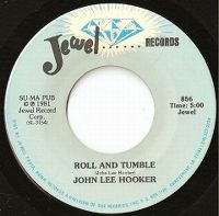 Cover John Lee Hooker - Roll And Tumble