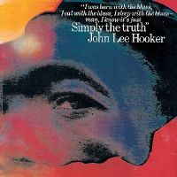 Cover John Lee Hooker - Simply The Truth