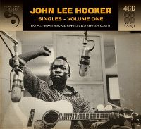 Cover John Lee Hooker - Singles - Volume One