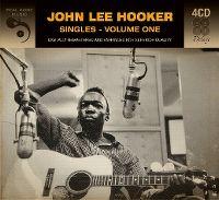 Cover John Lee Hooker - Singles - Volume One