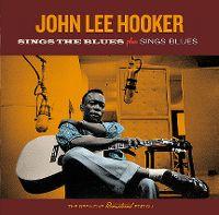 Cover John Lee Hooker - Sings The Blues plus Sings Blues