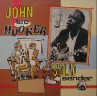 Cover John Lee Hooker - Solid Sender