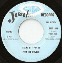Cover John Lee Hooker - Stand By