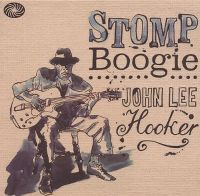 Cover John Lee Hooker - Stomp Boogie