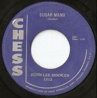Cover John Lee Hooker - Sugar Mama