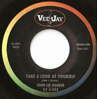 Cover John Lee Hooker - Take A Look At Yourself