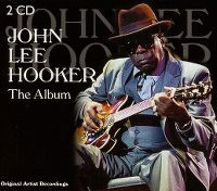 Cover John Lee Hooker - The Album