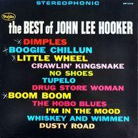 Cover John Lee Hooker - The Best Of