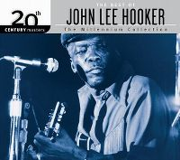 Cover John Lee Hooker - The Best Of John Lee Hooker: 20th Century Masters - The Millennium Collection