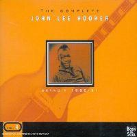 Cover John Lee Hooker - The Complete - Detroit 1950-1951, Vol. 4