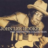 Cover John Lee Hooker - The Definitive Collection