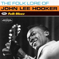 Cover John Lee Hooker - The Folk Lore Of John Lee Hooker / Folk Blues