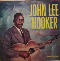 Cover John Lee Hooker - The Great