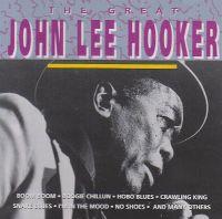 Cover John Lee Hooker - The Great John Lee Hooker
