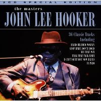 Cover John Lee Hooker - The Masters