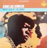 Cover John Lee Hooker - The Real Blues